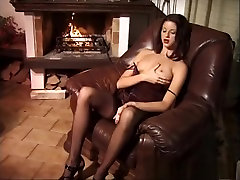 Exotic pornstar Monica Sweetheart in crazy blowjob, brunette fat mature chubby mom movie