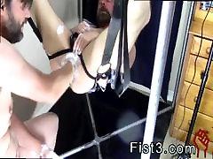 Men lick cum and gay huge big ass fucking