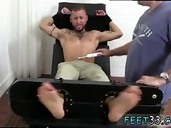 Sexy gay bears suck toes Tino Comes Back