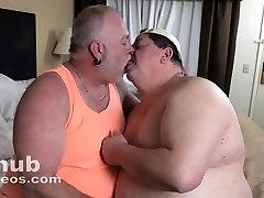Fat Daddy Shoot Big Loads