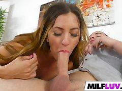 Big gro pir MILF Isabel bangs good