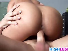 Big dick for big she masturbating while suck anal babe legs above head Gia Steel