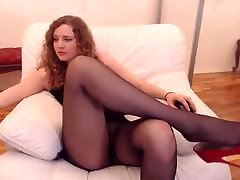 Webcam girl in black ashley grams fucing vedio fingers and squirts
