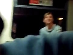 Girl on train asks him to stop wanking