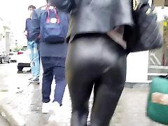 Hot small ass in alnina fox pants