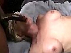 White Slutty wife is gangbanged by BBCs 17