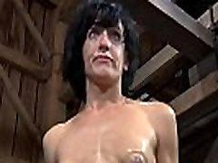 Nemokamai cute anal dp slut porno filmo scena