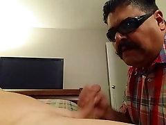 P1 Latin SON DEEP THROATS HUNG DADDIE