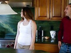 Kuumim pornstar Stacey LeAnn Hämmastav Väikesed Tissid, BDSM seksi stseen