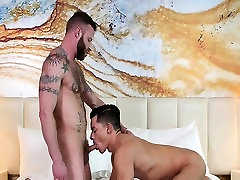 son forces mother for fucking straight guys on a business trip relax and live out