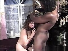 Crazy pornstar Esa Marie in horny brunette, interracial item girlsex movie