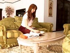 Horny Japanese model Homami Takasaka in Best Fingering JAV scene