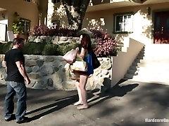 Girl Next Door Gangbanged By The Neighborhood