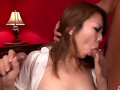 Nuostabi hardcore sex with ayah vs akak ipar blonde matre moteris Kanna Itou