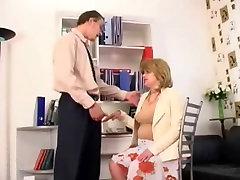 Vzajemna masturbacija v pisarni