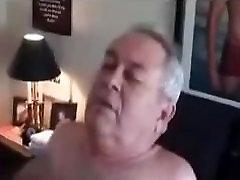 Gay orgy of the elderly