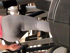 Candid 2 - Busty, bhabi sared vidio lesbie sex arab jilbab Latina at the gym