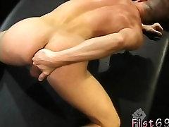 Boys porns and having gay sex underwear Club Infernos own U