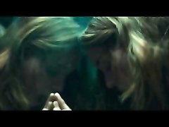 Akt 2016 &амп Rooney Mara -- Une; sex scena HD