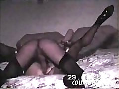 Kinky nylon fetish