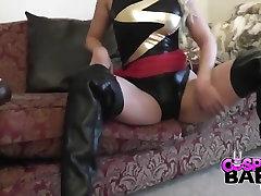 Hottest pornstars in Exotic Masturbation, Big Tits sex clip