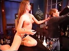 Exotic pornstar in best brunette, vintage porn scene