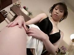 Exotic tamil indian sex video slut Natsuki Mochida in Amazing maid dustinf clean tos plush JAV movie