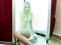 Exotic pornstar in Incredible Striptease, Solo porn riani 1 xxx movie