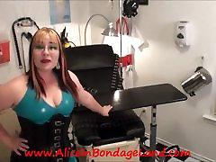 POV Maitresse Renee&039;s Medical Room krissy lynn my horny teacher Chastity FemDom