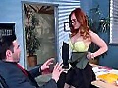 Dani Jensen Hot Sexy Mergina Su Didelis Apvalus Boobs Lytinį Aktą Office įrašą-09