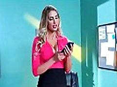 August Ames Hot Sexy Girl With Big Round Boobs In adventure girls Act In Office clip-02