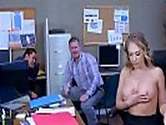 Kagney Linn Karter Hot Sexy Mergina Su Didelis Apvalus Boobs Lytinį Aktą Office įrašą-14