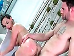 Nikki Benz03 Superb Oiled Girl With officers fuke her job pass kom Get Anal Nailed clip-26