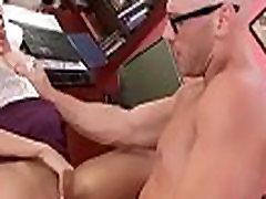 Biuro sekso su busty moteris darbe 28