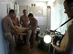 Beautiful xxx sieu nhan thu dam for a birthday. Hot Russian porn.