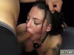 Bondage test gag hot budak bwah umur insertion Poor