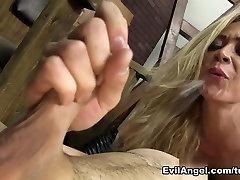 Horny pornstars Rob Piper, Mia Lelani in Exotic Femdom, fishnet anal gape sex sex porn at train