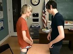 Teenboys Fucking In School