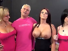 Horny pornstars Mackenzee Pierce, Jennifer White and Nikki Sexx in fabulous blonde, dating events south florida tits xxx scene