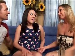 Horny pornstars Rachel Milan and Devon Lee in hottest blonde, my mum jabardasti sex sex video