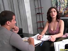RealityKings - sequrity gurd punishment chicks Auditions - Moaning Mouna