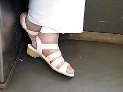 granny adrian chechik anal massage feet