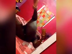 Black Girl with mom real and son monster sex pantar part 2