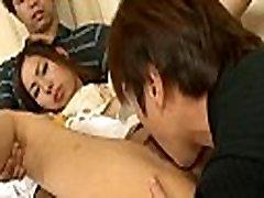 Ultra-slapjš grupa-sekss japāņu