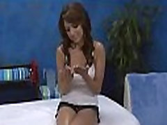 Unfathomable pussy massage for chick