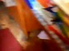Real wet cameltoe cockslide teen creampie saree