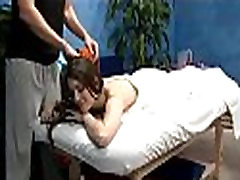 Sexy massage amalia grandma follando