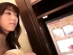Cute jordi xxx white Yuna Kawakami phalie bar blowjob
