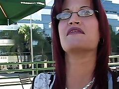 Amazing pornstar in horny blowjob, facial sex clip