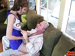 Alexa Grace And Molly blod groped in Cheerleaders Fucking 2
